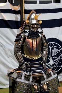 Kenshin Uesugi's armour - Uesugi Kenshin - Wikipedia, the free encyclopedia