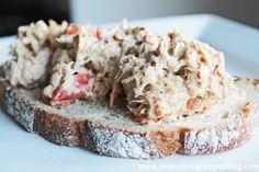 Clean Eating Recipe – Tuna Parm Tomato Melt   Weight Loss Meals and Recipes - Clean Eating Recipes