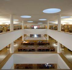 Aveiro Library. Alvaro Siza