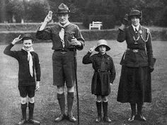 Filiopietism Prism: Celebrating the World Scouting Movement, B-P Day, Founders' Day, and World Thinking Day (February Girl Scout Uniform, Girl Scout Leader, Cub Scouts, Girl Scouts, Robert Baden Powell, Girl Scout Camping, Founders Day, World Thinking Day, Scout Activities