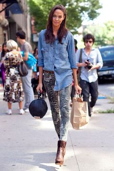 Street Style from New York Fashion Week, Day 3 -- The Cut