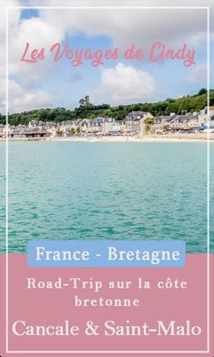 Road-trip la cote bretonne : Découvrir Cancale & Saint Malo #bretagne #voyageenfrance #vacancesenfrance Weekend France, Road Trip Destinations, Normandy France, Voyage Europe, Blog Voyage, Reward System, France Travel, Best Credit Cards, Belle Photo