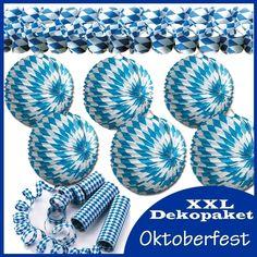 Oktoberfest - XXL Raum-Deko-Paket