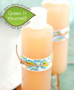» Homemade Honey Vanilla Bubble Bath