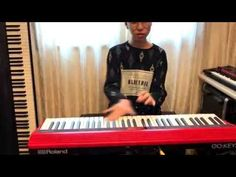 Sunny - Organ Improvisation with Roland GO:KEYS