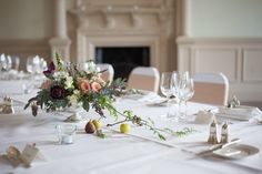 Tablecentre | Flowers by Hedgerow | Photography by Dave Morris Florists, Wedding Flowers, Table Settings, Table Decorations, Floral, Creative, Photography, Home Decor, Photograph