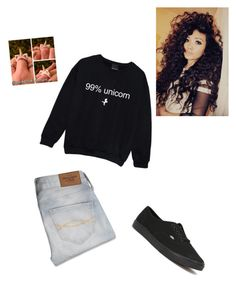 """""""idk"""" by andrea1211cookie ❤ liked on Polyvore featuring Abercrombie & Fitch and Vans"""