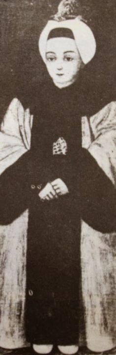 OĞUZ TOPOĞLU : sultan ikinci mahmud 12 yaşında tablosu