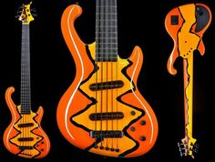 Jens Ritter Custom Bass Guitars