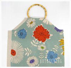 Wooden Handle Bag, Wooden Handles, Bags, Wallets, Quilt Blocks, Easy Bag, Handbags, Bag, Totes