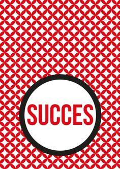 succes (© KaartjeVanDaan)