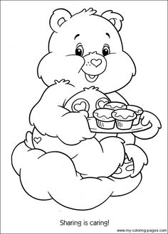 Care Bears Coloring-057
