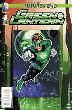 GREEN LANTERN: FUTURES END #1 | DC Comics