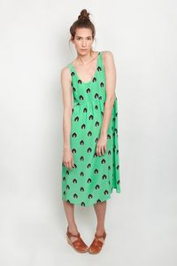 I need this summer dress, lime is so beautiful!  by Ilana Kohn