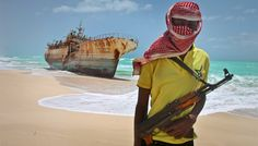 Tanker's Crew Thwarts First Somali Pirate Attack In Years By Blasting Assailants With Fire Hoses