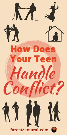 Unless we teach strategies to resolve emotionally intense situations, fear of facing conflicts or reacting to them inappropriately often creates bigger problems. The world is full of people trying to deal with the by-products of unresolved conflicts. Parenting Issues, Parenting Teens, Parenting Advice, Coping Skills, Life Skills, Teenage Girl Problems, Conflict Resolution Skills, Teen Friends, Dealing With Difficult People