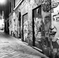 Street Art - Genoa  (Italy)