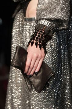 Jean Paul Gaultier at Couture Fall 2014 (Details)