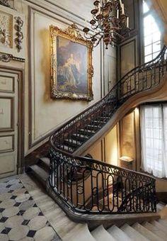 ♔ Staircase ~ Paris