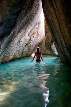 The Baths, Virgin Gorda, British Virgin Islands, Caribbean, BVI