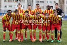 BARCELONA: José Aurelio, Godswill (Sergi Palencia, 74'), Roger, Rodri, Julen, Jordi, Joel, Álex, Ebwelle, Munir i Moha.