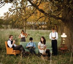 Parlours! Another local Iowa band. Amazingggg. <3