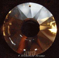 Swarovski's new Sun crystal prism (in collection)