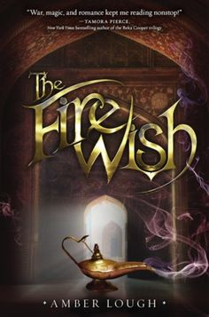 The Fire Wish is the first book in Amber Lough's new The Jinni Wars series. A very refreshing change from the typical Euro-centric fantasy novel.