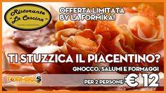 La Formika: PIACENZA D.O.P PROPONE IL GRAN MENU GNOCCO FRITTO! - RISTORANTE LA CASCINA