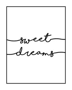 Sweet Dreams Print Sweet Dreams Nursery by GEyesPhotography