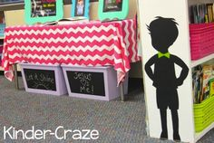 2013 Classroom Reveal {At Last!} - Kinder Craze