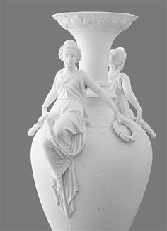 Vase 19th century  Europe (period) - contemporary period from 1789 to 1914  PRODUCTION SITE  Manufactory Gibus, Margaine, Redon (1854-1906)