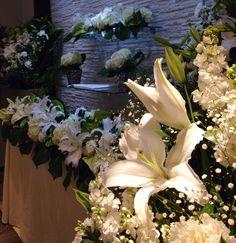 白基調のご葬儀