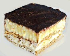 Deliciosa tarta o pastel, que se prepara de una manera muy sencilla, no necesita horno y esta buenísima!! Ingredientes: Para la masa: Galletas 500 ml. de leche. 2,5 cucharaditas de harina de maíz. ...