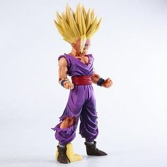 [BEST DEAL] Dragon Ball Z Super Saiyan Son Gohan Action Figures Master Stars Piece 25cm. The Action Figure of Son Gohan in Super Saiyan Form. This is the first time Son Gohan has ever transformed into Super Saiyan full power!  This Action Figure has 25cm in size, so huge that it will look so amazing! Very nice when combined with Son Goku SuperSaiyan form. Look at the price, this one is the best deal you can get, very good quality over its price. Limited stocks so you better get yours as…