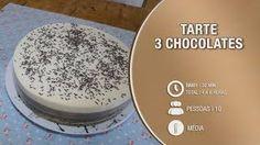 3 chocolates tart