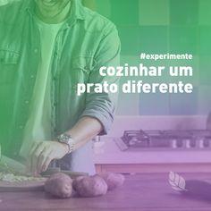 Umas das melhores coisas sobre cozinhar é sentir os diferentes tipos de texturas e sensações possíveis. Seja lavando uma folha, cortando vegetais ou até mesmo amassando uma massa. Que tal se arriscar na cozinha e experimentar fazer uma receita nova? Além de sabores diferentes, você também descobrirá novas sensações. #Bloe #ModaConsciente #ModaSustentável #ExperimenteBloe #FeitoNoBrasil