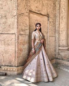 Sneak Peek Into JJ Valaya's Summer Wedding Collection 2021 Summer Wedding Outfits, Indian Wedding Outfits, Bridal Outfits, Indian Outfits, Indian Attire, Indian Gowns Dresses, Indian Fashion Dresses, Indian Designer Outfits, Indian Designers
