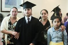 Mauricio first began attending one of the schools in La Limonada when he was 8 years old. He has now graduated high school and is seeking employment.  We are grateful for the generosity of scholarship donors.  #Guatemala