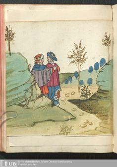 141 [68v] - Ms. germ. qu. 13 - Salman und Morolf - Page - Mittelalterliche Handschriften - Digitale Sammlungen [S.l.], [1479; 15. Jh. 2. Drittel]