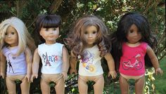 18 inch Doll Clothes   will fit American Girl by AbygailElizabeth, $6.00