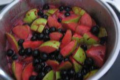 Aronia-Apfel-Marmelade