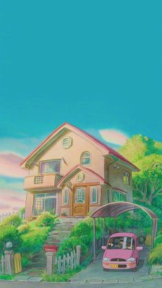 Ponyo on the cliff to the sea Studio Ghibli Art, Studio Ghibli Movies, Hayao Miyazaki, Animes Wallpapers, Cute Wallpapers, Aesthetic Backgrounds, Aesthetic Wallpapers, Aesthetic Anime, Aesthetic Art