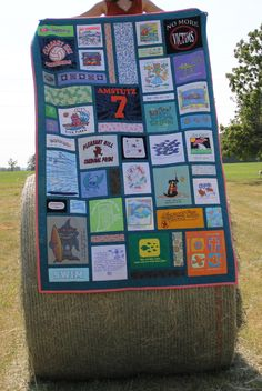 Jana's T-shirt Quilt | Flickr - Photo Sharing!