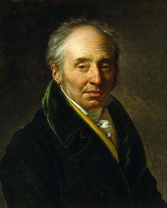 1811 - Anne-Louis Girodet - Portrait of Louis-Charles Balzac