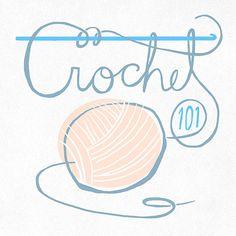Design*Sponge / How To Crochet: The Basics