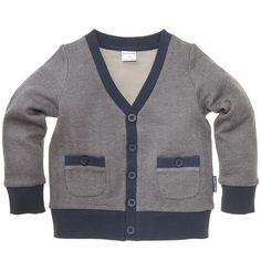 herringbone cardi--it's like a grandpa sweater for an infant.. I mean...