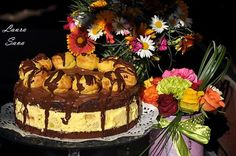 Tort Profiterol Mousse, Something Sweet, Nutella, Great Recipes, Bacon, Food And Drink, Birthday Cake, Ice Cream, Cookies