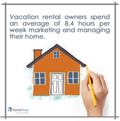 Great information showing HomeAway vacation rental owners' summer  performance #VRMstats