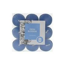 Home Fragrance Pack of 9 Fresh Blossom Tea lights
